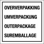 OVERPACK 4-talig (1.000 ex./rol)